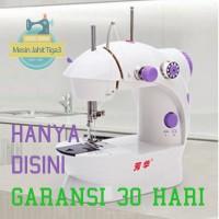 Jual Mesin Jahit Portable, Mesin Jahit Mini, Tipe FHSM-202 + Lampu Murah