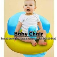 MUNCHKIN INFLATABLE BABY CHAIR KURSI KARET BAYI (BABY GROW)