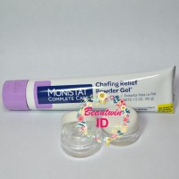 Jual [SHARE 5GR] Monistat Complete Care Chafing Relief Powder Gel Murah