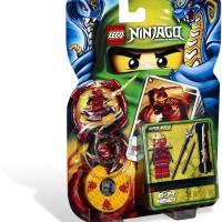 Lego Ninjago Spinners 9561 Kai ZX