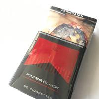Rokok Marlboro Filter Black 20