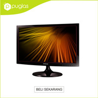 "Monitor Samsung LED 19"" Inch S19D300HY HDMI For Komputer PC Computer"