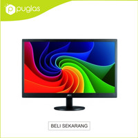 Jual Monitor AOC LED 16