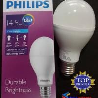 Lampu LED Philips 15 W 15W 15 Watt 15Watt 14.5 W Putih
