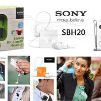 SONY Stereo Bluetooth Headset SBH20 Berkualitas