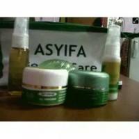 Paket Perawatan Wajah Asyifa Beauty Care Cream Sabun Serum Sunblock