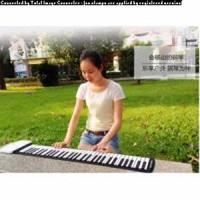 [ PROMO ]Ageless Digital Roll Up Portable Piano Elektrik