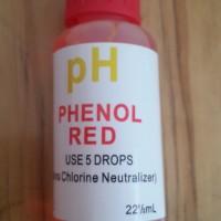 Phenol Red Yuhoo/Test Ph Pool/Air Kolam Renang