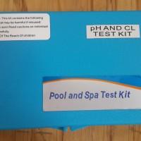 Test Kit/Water Test Kit/Pool Test Kit Yuhoo