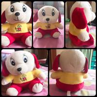 Boneka Anjing Lucu dog doggy doll girl toys mainan anak perempuan cewe