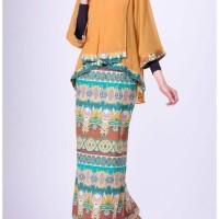 GAMIS / LONG DRESS MUSLIMAH KASUAL WANITA- FII 0619 bonus TAS KOSMETIK