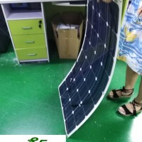 Jual Flexible Solar Panel / Solar Cell / Panel Surya 100W 12V Murah