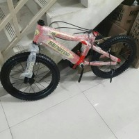 harga Sepeda Anak 16 Bmx Senator Tokopedia.com
