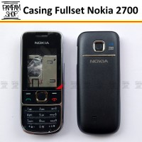 Casing / Kesing Fullset / Full Set Nokia 2700 ORI China