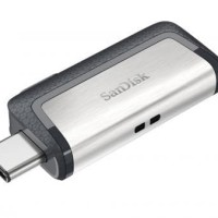 SANDISK FLASHDISK USB 3 OTG TYPE C 32GB UP TO 130 Mbps