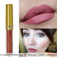Jual Exp 2018-1 LA Splash Smitten Lip Tint - Latte Confession Murah