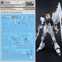 [DL] Water Decal MG RX-93 NU GUNDAM VER. KA