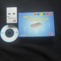 Auto Switch Printer 2 Port Usb / Sharing Switcher 1-2 Gain Tech