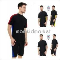 Baju Renang Pria XXL Dewasa Atas Bawah Celana Pendek DV-DW-AB-028