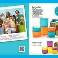 Tupperware Summer Fun
