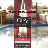 Olay Regenerist Revitalising Eye Serum 15ml   Anti Aging Keriput 15 ml