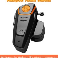 Helm Bluetooth Interphone 1000 M/ Headset Helm Intercom