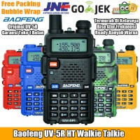 Baofeng UV-5R UV5R HT Walkie Talkie UHF VHF 128 Channel Original
