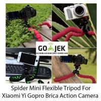 Gorilla Tripod Spider Mini Pod Gorillapod for Action Cam dan Gadget
