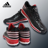 SEPATU BASKET ORIGINAL adidas crazy light 3 low black-MURAH