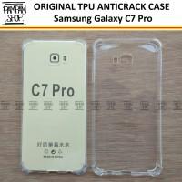 Case Anti Crack Samsung C7 Pro Softcase Anti Shock samsung c7 pro