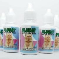 Flucat / Flu cat Obat flu batuk pilek kucing