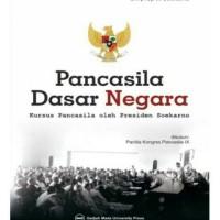 Pancasila dasar negara kursus Pancasila oleh Presiden Soekarno