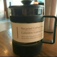 Jual Starbucks 4-Cup French Press Recycled Plastic by Bodum Murah