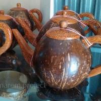 Harga teko batok kelapa | Pembandingharga.com
