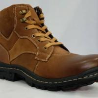 Sepatu boots modern pria Jim joker ORIGINAL JERUK 1B