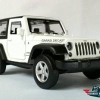 Jual Jeep Wrangler skala 1:42 Murah