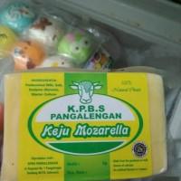 Jual Keju mozarella KPBS 250gr Murah