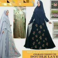 Gamis Syari Ori Sesuai Foto / Baju Muslim Wanita 24