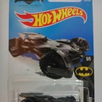 Batmobile Justice League Hot Wheels