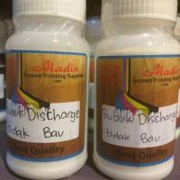 serbuk campuran discharge agent TIDAK BAU cabut warna cotton reaktif