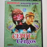 VCD BODORAN WAYANG GOLEK CEPOT CENGOS