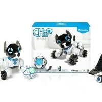WOWWEE CHIP Robot Dog 0805- White