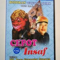 VCD ORIGINAL BODORAN SUNDA CEPOT INSYAF