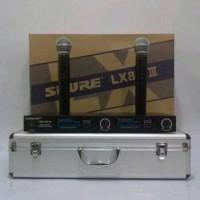 MIC SHURE WERLESS LX88 III