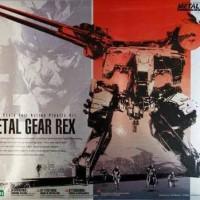 Kotobukiya 1/100 Metal Gear Solid Rex MGS