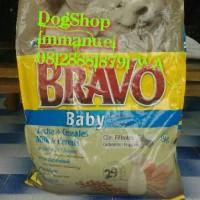 Jual Dog Food Puppy BRAVO 8kg Murah