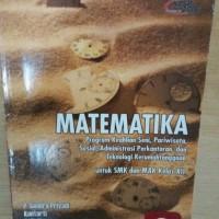 buku pelajaran matematika kelas 3 SMA