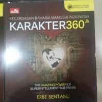 kecerdasan rahasia manusia Indonesia karakter 360