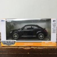 Jada Big Time Kustoms VW Volkswagen The Beetle Black Skala 32
