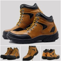 Jual Sepatu Boot Pria Dragon Safety Adabos / Kickers / Nike Murah